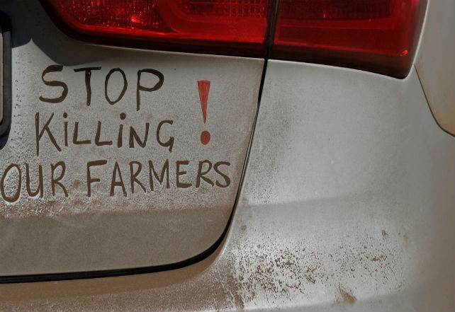 South-Africa-Farm-Murders-Protests